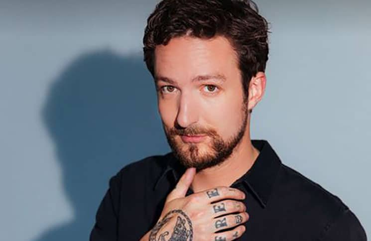 "Frank Turner und der Albumtitel ""Be More Kind"" - Musik News"
