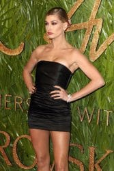 Hailey Baldwin - The Fashion Awards 2017 - London
