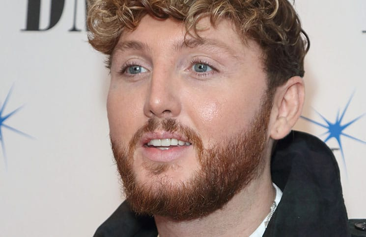 James Arthur - 2018 BMI London Awards