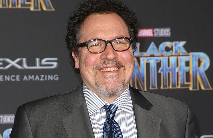 "Jon Favreau - Disney and Marvel's ""Black Panther"" World Premiere"