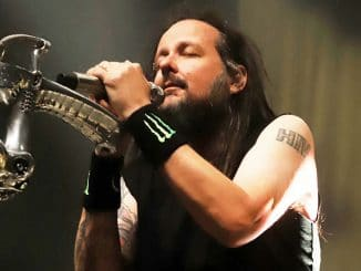 Jonathan Davis - Korn in Concert at Pearl Theater in Las Vegas - September 15, 2018