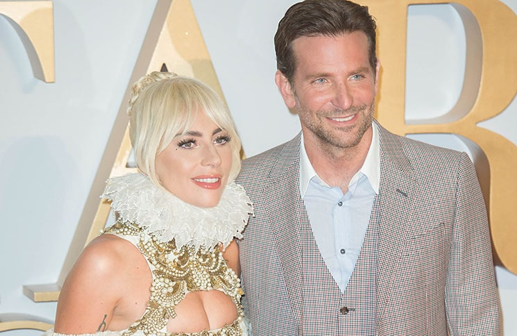 "Lady Gaga, Bradley Cooper - ""A Star Is Born"" UK Premiere"
