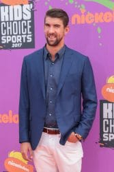 Michael Phelps - Nickelodeon Kids' Choice Sports Awards 2017 - Arrivals