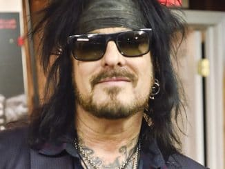 "Nikki Sixx ""The Heroin Diaries: A Year in the Life of a Shattered Rock Star"" Book Signing at Bookends in Ridgewood"