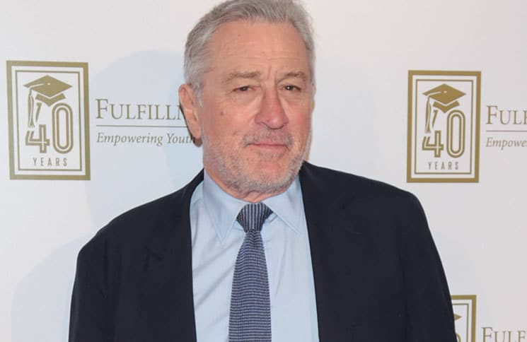 Robert De Niro - A Legacy of Changing Lives Gala Presented by The Fulfillment Fund