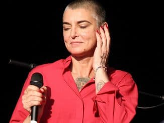Sinead O'Connor - Camp Bestival 2014 - Lulworth Castle