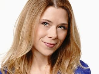 Tanja Szewczenko spielt Diana Sommer - Alles was zählt