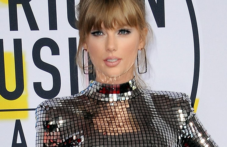 Taylor Swift - 2018 American Music Awards