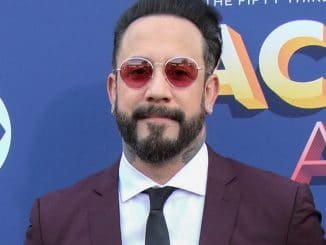 AJ McLean - 53rd Annual Academy of Country Music Awards