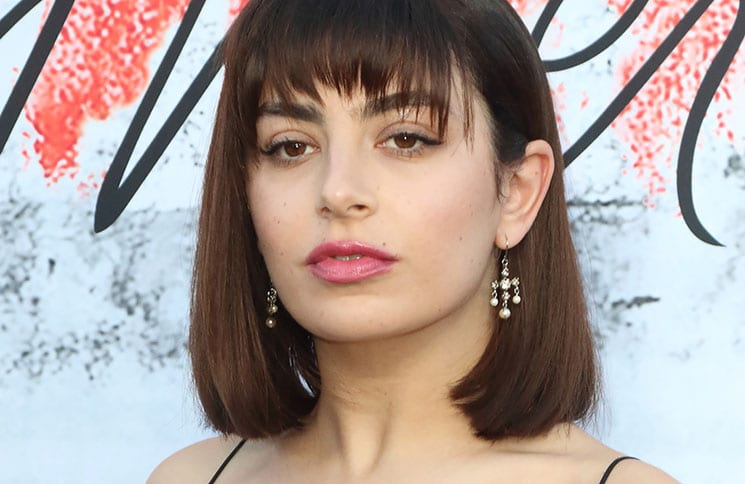 Charli XCX - Serpentine Gallery Summer Party 2018