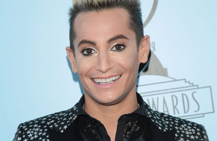 Frankie Grande - 2018 Make-up Artists and Hair Stylists Guild Awards