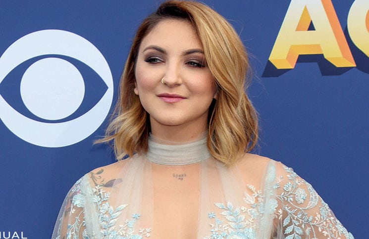 Julia Michaels - 53rd Annual Academy of Country Music Awards (ACM) - Arrivals