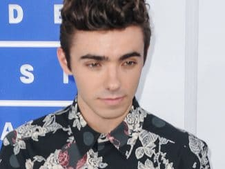Nathan Sykes - 2016 MTV Video Music Awards