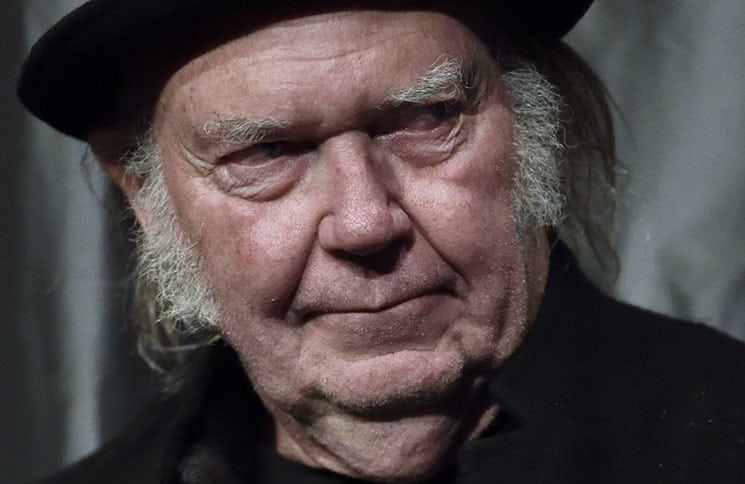 "Neil Young - ""Paradox"" Film Screening Q & A - IFC Center - New York City, NY, USA"