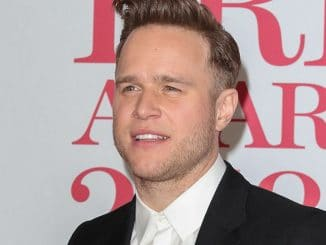 Olly Murs - BRIT Awards 2018 - Arrivals