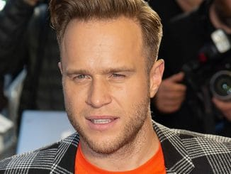 "Olly Murs - ""Johnny English Strikes Again"" UK Premiere"
