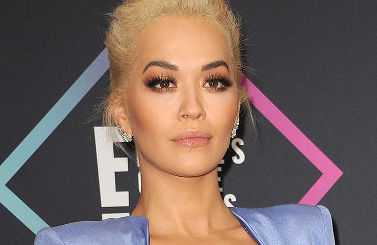 Rita Ora - People's Choice Awards 2018 - Arrivals