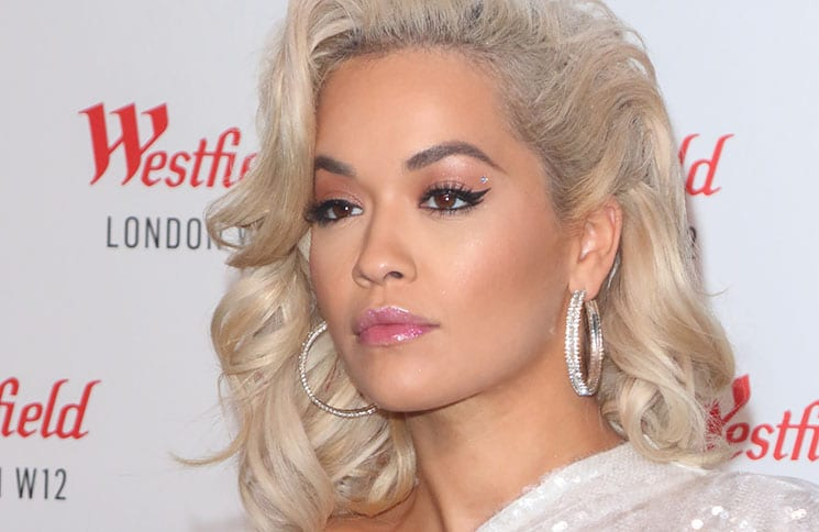 Rita Ora - Westfield London's 10th Anniversary Celebration