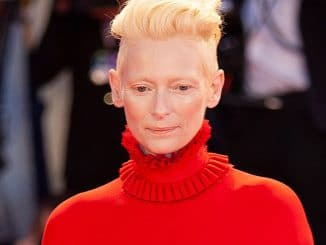 Tilda Swinton - 75th Annual Venice International Film Festival
