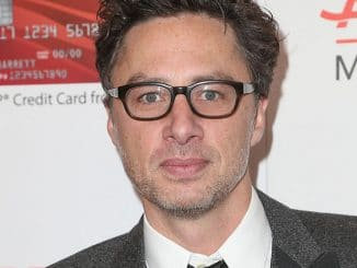Zach Braff - 16th Annual AARP Movies for Grownups Awards