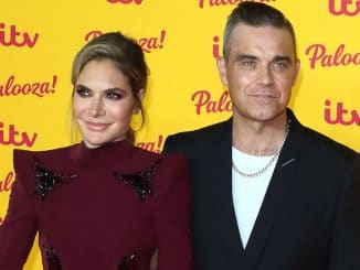 Robbie Williams and Ayda Williams - ITV Palooza! 2018 - Arrivals