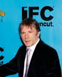 """Bruce Dickinson - """"Monty Python: Almost the Truth - The Lawyers Cut"""" New York City Premiere"""