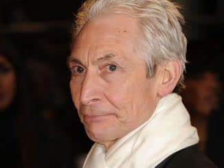 "Charlie Watts - ""Shine a Light"" London Premiere"