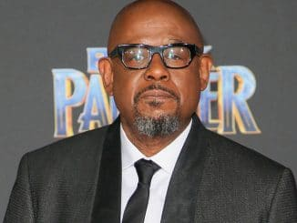 "Forest Whitaker - Disney and Marvel's ""Black Panther"" World Premiere"