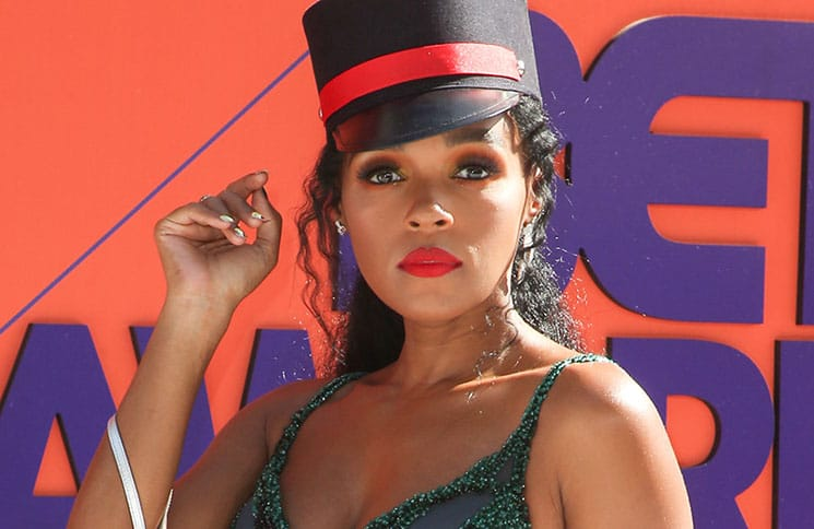 Janelle Monae - 2018 BET Awards - Arrivals