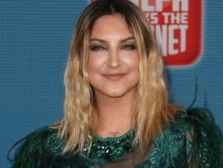 "Julia Michaels - ""Ralph Breaks the Internet"" World Premiere"