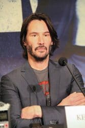 "Keanu Reeves - ""John Wick: Chapter 2"" Los Angeles Press Conference"
