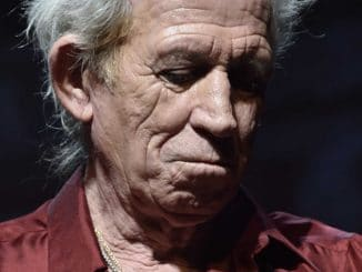 Keith Richards - Jazz Foundation of America