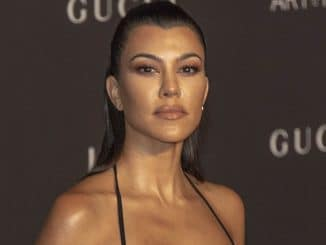 Kourtney Kardashian - 2018 LACMA Art+Film Gala Honoring Catherine Opie + Guillermo Del Toro