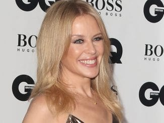 Kylie Minogue - GQ Men of the Year Awards 2018
