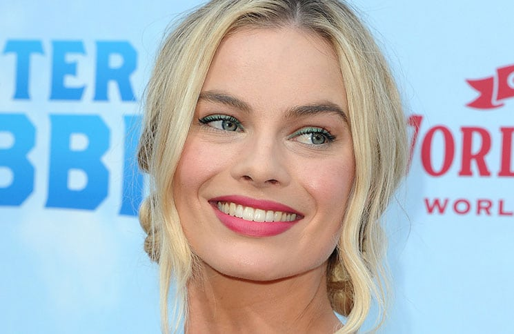 "Margot Robbie - ""Peter Rabbit"" Los Angeles Premiere"