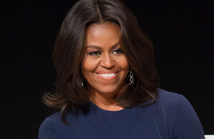"""Michelle Obama - Glamour Hosts """"The Power of an Educated Girl"""" with First Lady Michelle Obama"""