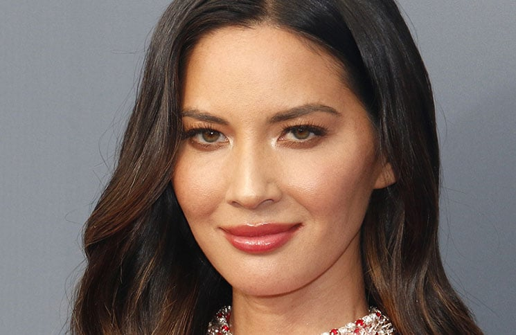 Olivia Munn - The 23rd Annual Critics' Choice Awards