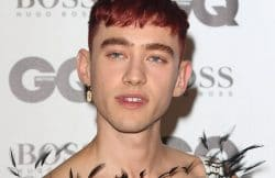 Olly Alexander - GQ Men of the Year Awards 2018