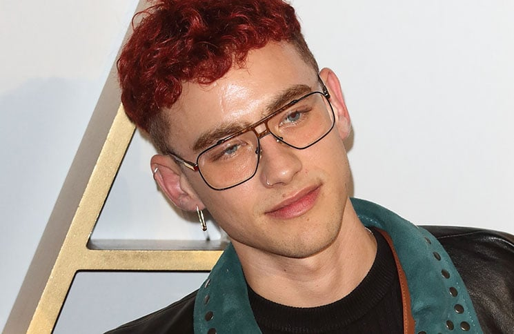 "Olly Alexander - ""A Star Is Born"" UK Premiere"
