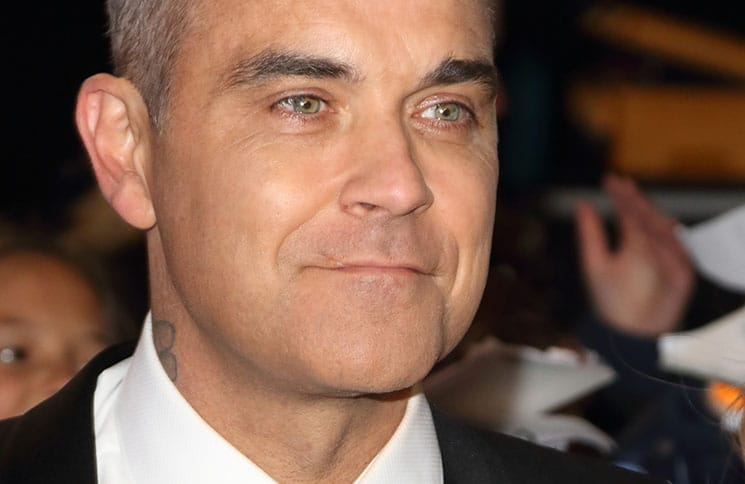 Robbie Williams - Pride of Britain Awards 2018