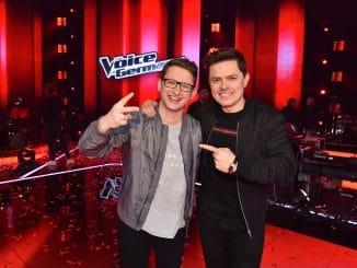 """Samuel Rösch gewinnt """"The Voice of Germany"""" 2018"""