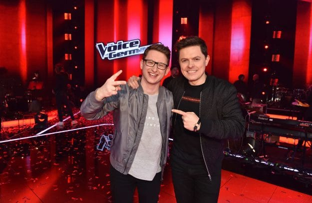 Sieger Bei Voice Of Germany
