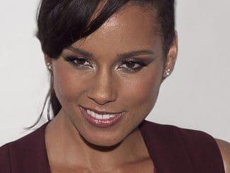 Alicia Keys - Gordon Parks Foundation Annual Gala
