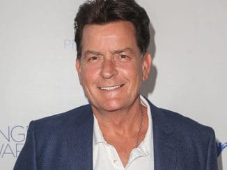 Charlie Sheen - Project Angel Food's 2018 Angel Awards - Arrivals