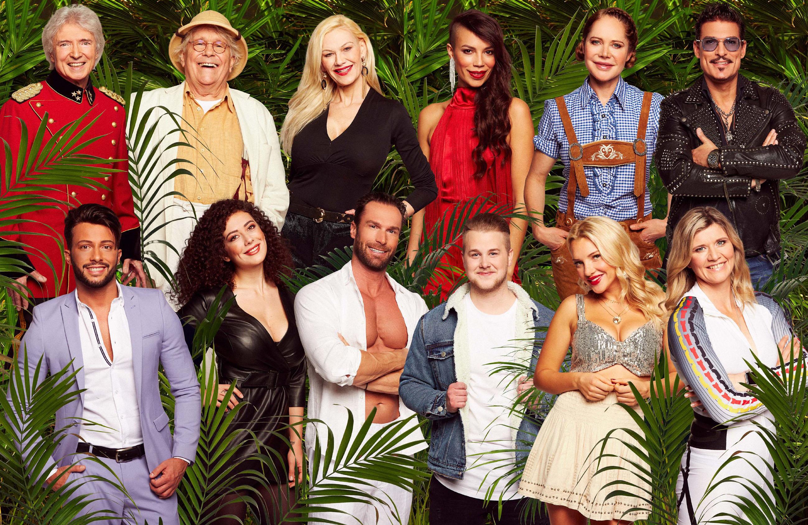 Dschungel 2019 Teilnehmer