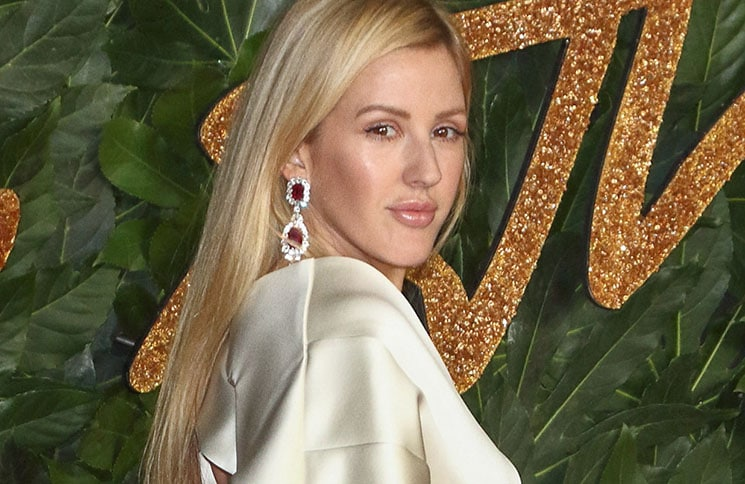 Ellie Goulding - The Fashion Awards 2018 in Partnership with Swarovski - Arrivals