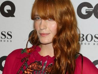 Florence Welch - GQ Men of the Year Awards 2016