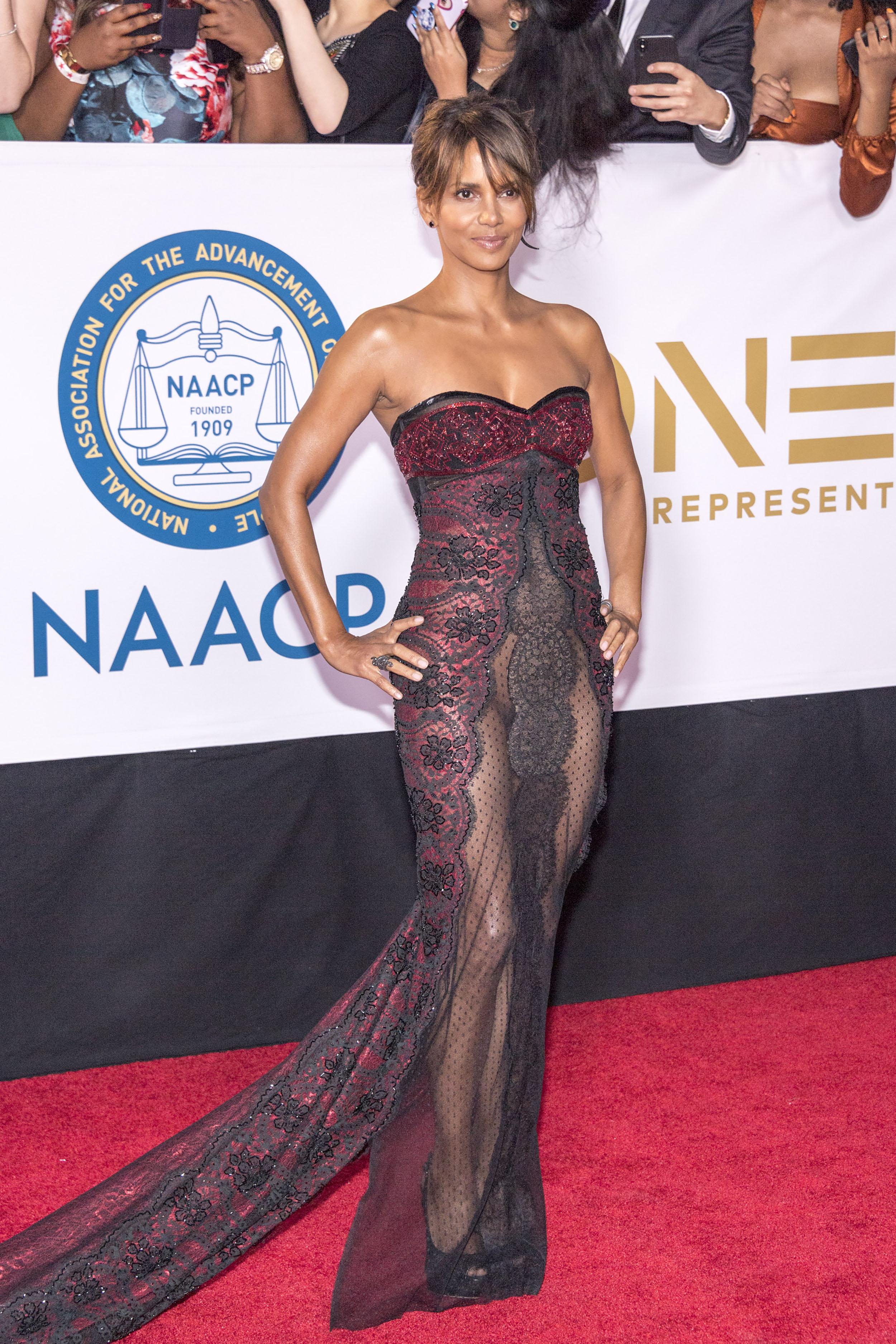Halle Berry Arielle