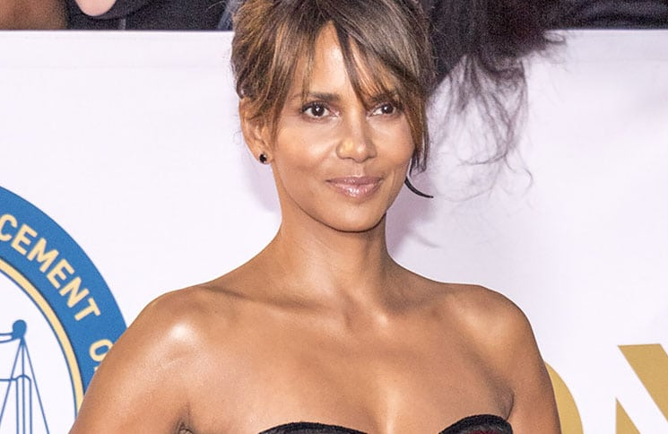 Halle Berry - 49th NAACP Image Awards