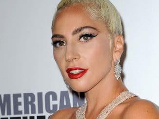 Lady Gaga - 32nd Annual American Cinematheque Awards Presentation Gala